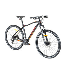 "Horský bicykel Devron Riddle H1.7 27,5"" - model 2018 - Black"