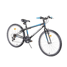 "Juniorský bicykel DHS Teranna 2421 24"" - model 2019"