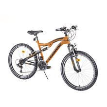 "Bicykel pre chlapca DHS 2445 24"" - model 2019"