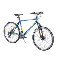 "Horský bicykel Kreativ 2605 26"" - model 2019 - blue"