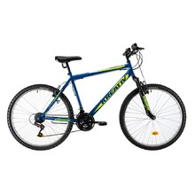 "Horský bicykel Kreativ 2603 26"" - model 2019 - blue"