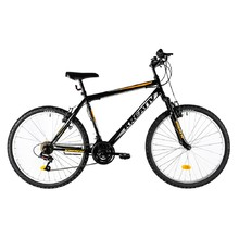 "Horský bicykel Kreativ 2603 26"" - model 2019 - Black"