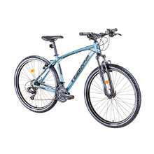 "Horský bicykel DHS Teranna 2723 27,5"" - model 2019 - Light Blue"
