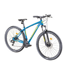 "Horský bicykel DHS Teranna 2925 29"" - model 2019 - blue"