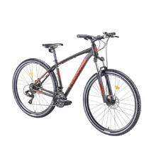 "Horský bicykel DHS Teranna 2925 29"" - model 2019 - Black"