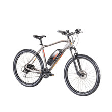 "Horský elektrobicykel Devron Riddle M1.7 27,5"" - model 2019 - Grey Matt"