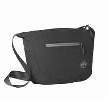 Taška cez rameno MAMMUT Shoulder Bag Round 8 l - Black eec56b303b2
