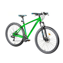 "Horský bicykel DHS Teranna 2729 27,5"" - model 2018 - Green"