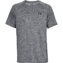 Pánske tričko Under Armour Tech SS Tee 2.0 - Grey