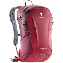 Turistický batoh DEUTER Speed Lite 20 2019 - cranberry-maron 54a36226664