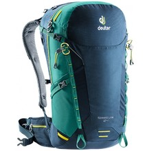 Turistický batoh DEUTER Speed Lite 24 - navy-alpinegreen