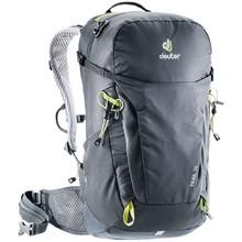 Turistický batoh DEUTER Trail 26 - black-graphite ee290b1ba3