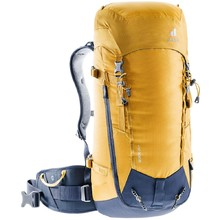 Turistický batoh Deuter Guide 34+ - curry-navy