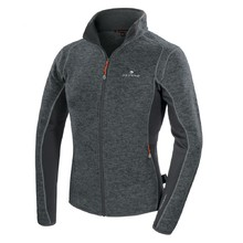 Pánska mikina Ferrino Cheneil Jacket Man New - antracit
