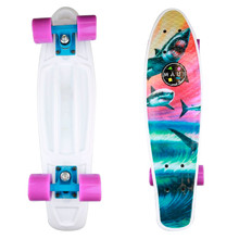 Pennyboard Maui WAVE PREDATORS 24""