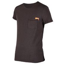 Pánske tričko Jobe Discover Dark Graphite - čierna 47e8a153081