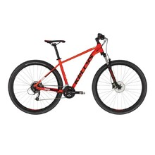 "Horský bicykel KELLYS SPIDER 50 26"" - model 2021 - Red"