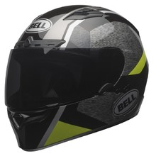 Moto prilba BELL Qualifier DLX MIPS - Accelerator Red-Black