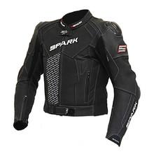 Pánska kožená moto bunda Spark ProComp
