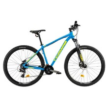 "Horský bicykel DHS Teranna 2927 29"" - model 2019 - blue"