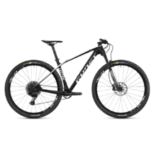 "Horský bicykel Ghost Lector 3.9 LC U 29"" - model 2019 - Night Black / Star White"