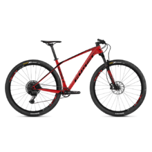 "Horský bicykel Ghost Lector 3.9 LC U 29"" - model 2019 - Riot Red / Jet Black"