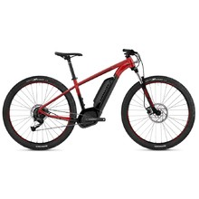 "Horský elektrobicykel Ghost Teru B2.9 29"" - model 2020 - Riot Red / Jet Black / Shadow Red"