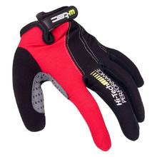 Motokrosové rukavice W-TEC Ratyno - čierno-červená 0a7f442cef