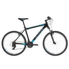"Horský bicykel ALPINA ECO M10 26"" - model 2019 - Black"