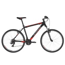 "Horský bicykel ALPINA ECO M20 26"" - model 2019 - Black"
