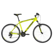 "Horský bicykel ALPINA ECO M20 26"" - model 2019 - Neon Lime"