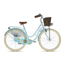 "Mestský bicykel KELLYS CLASSIC DUTCH 28"" - model 2019 - blue"