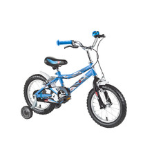 "Detský bicykel DHS Speed 1403 14"" - model 2017 - blue"