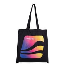 Plátenná taška inSPORTline Toloren - čierna bdba1cb3a7a