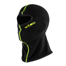 Thermo juniorská kukla W-TEC Headwarmer Junior - čierna
