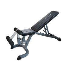 Lavica do posilňovne inSPORTline Profi Sit up bench