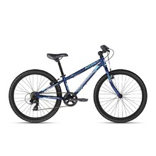 "Juniorský bicykel KELLYS KITER 30 24"" - model 2018 - Deep Blue"