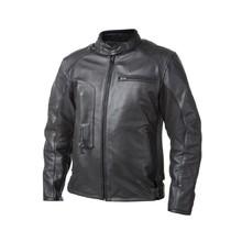 Airbagová bunda Helite Roadster čierna kožená - čierna d9bb00ebf83
