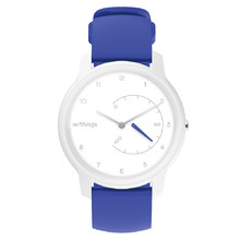 Inteligentné hodinky Withings Move - White / Blue