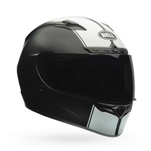 Moto prilba BELL Qualifier DLX - Rally Matte Black