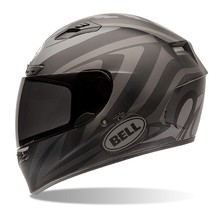 Moto prilba BELL Qualifier DLX - Impulse Black