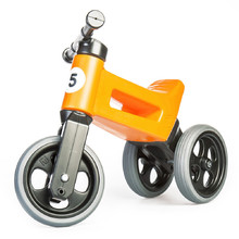Odrážadlo FUNNY WHEELS Rider Sport 2v1 - Bright Orange