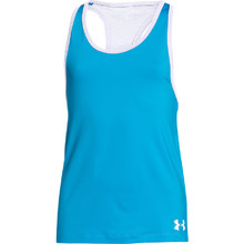 Dievčenské tielko Under Armour Luna Tank - blue