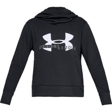 Dámska mikina Under Armour Cotton Fleece Sportstyle Logo Hoodie
