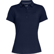 Dámske tričko s golierikom Under Armour Zinger Short Sleeve Polo - Academy