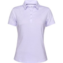 Dámske tričko s golierikom Under Armour Zinger Short Sleeve Polo - Salt Purple