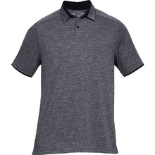 Pánske tričko Under Armour Tour Tips Polo - Black