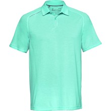 Pánske tričko Under Armour Tour Tips Polo - Neo Turquoise