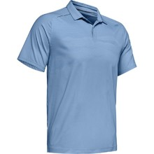 Pánske tričko Under Armour Iso-Chill Airlift Polo - Boho Blue
