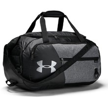 Športová taška Under Armour Undeniable Duffel 4.0 SM - Graphite Medium Heather